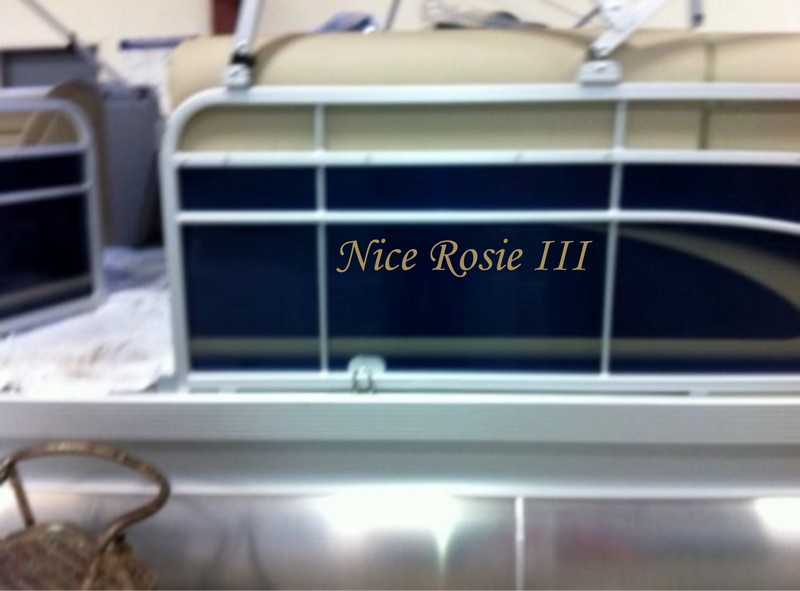 Boat Show Graphics Designs At Lighthouse Harbor Marina